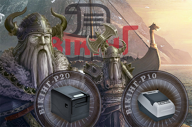 Фискальный регистратор ВIКIНГ-Р10 ВIКIНГ-Р20 с КСЕФ