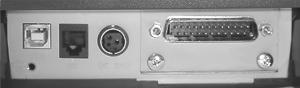 AURA-6900P с дополнительным интерфейсом LPT
