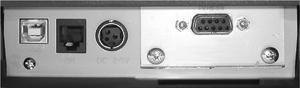 AURA-6900S с дополнительным интерфейсом RS232