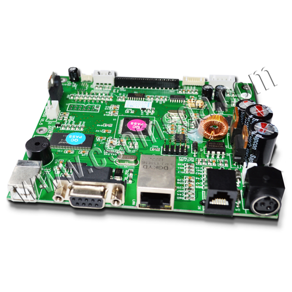 Купить Материнскую плату для принтера UNS-TP61.01 с интерфейсом Ethernet