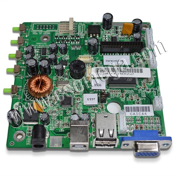 Купить Контроллер USB сенсорной панели версия С6 для POS-монитора Posiflex TM-8115