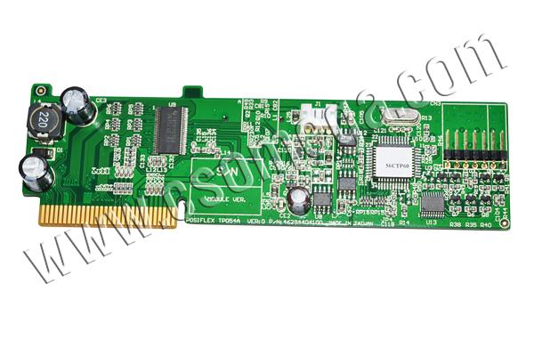 Купить Плата переходная LCD и тачконтроллера TP054 с PS/2 46294604100 для POS-терминала JIVA TP-5815N Pro