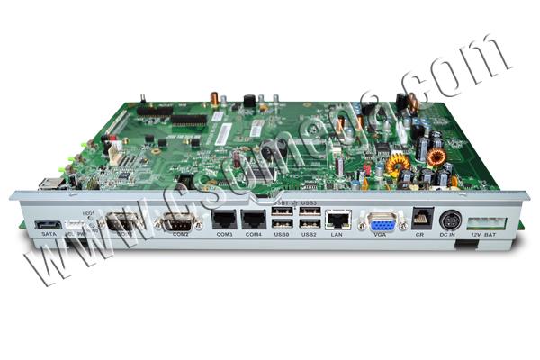 Купить Материнская плата с процессором Intel D525 для POS-терминала JIVA KS-7215