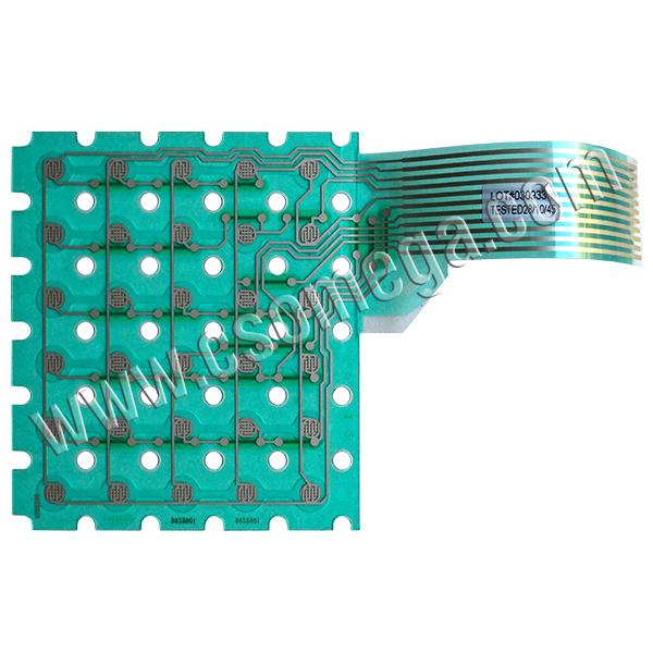 Купить Мембрана 1257-1-А для ЭККА МІNІ-600.04МЕ