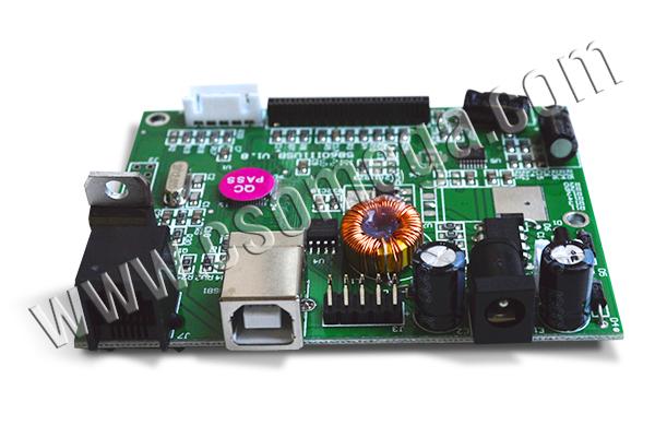 Купить Плату материнскую GP-5860III для термопринтера UNS-TP51.02