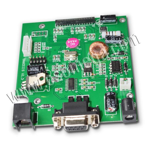 Купить Плату материнскую RS232 DB9 для термопринтера UNS-TP51.02