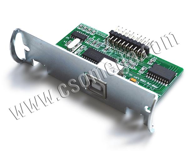Купить Плату интерфейсную USB для термопринтера UNS-TP51.04