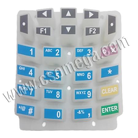 Коврик клавиатурный для платежного терминала UNS-TERM-S.01