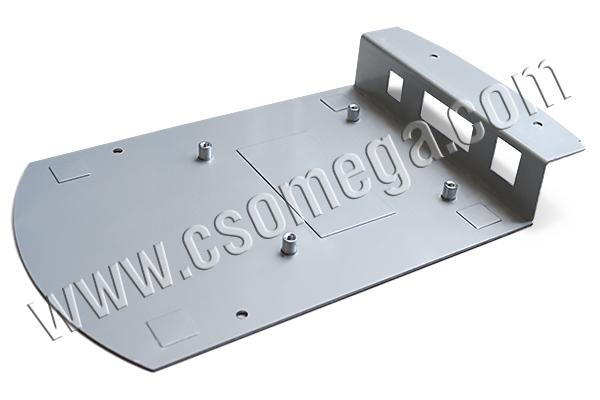 Купить Крышку верхнюю для термопринтера UNS-TP51.02