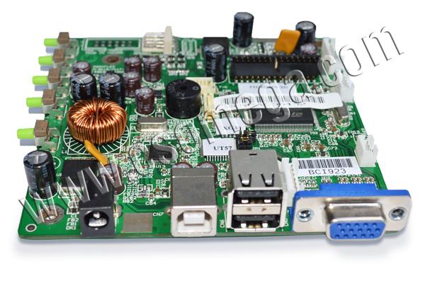 Купить Плата управления USB AUG150XG03 V3 для POS-монитора Posiflex TM-8115