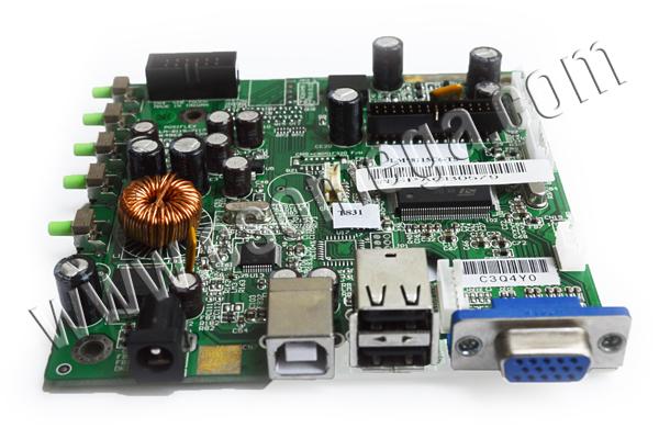 Купить Плата управления RS232 Rev. С6 для POS-монитора Posiflex LM-8115