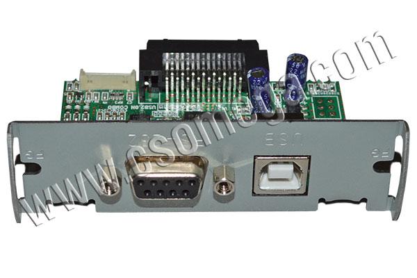 Купить Плату интерфейсную USB COMBO для принтера LK-TL200