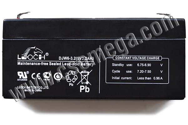 Купить аккумуляторную батарею для ЭККА МІNІ-600.01МЕ