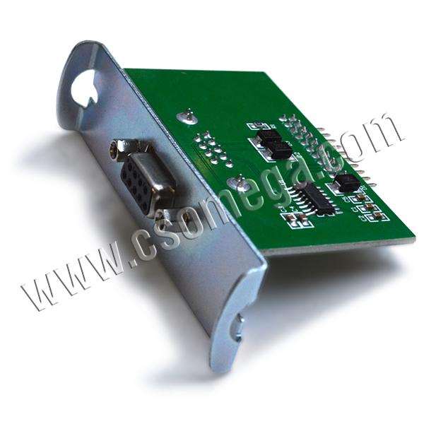 Купить Плату интерфейсную RS232 для термопринтера UNS-TP51.04