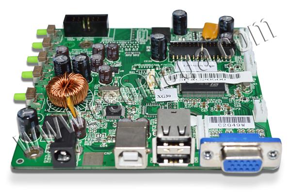 Купить Плата управления RS232 для POS-монитора Posiflex LM-8115