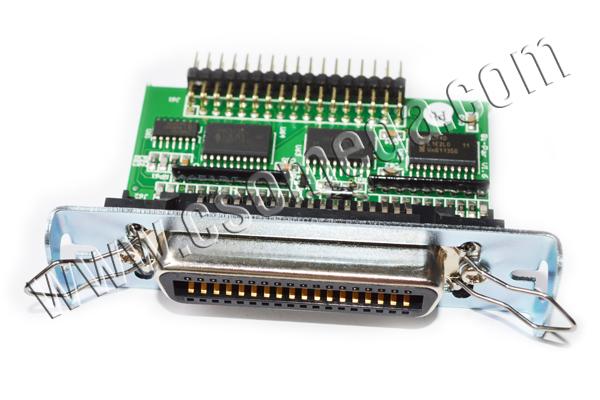 Купить Плату интерфейсную LPT для принтера UNS-TP61.01